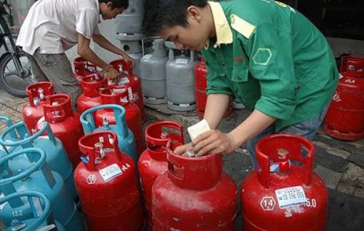 Giá gas tháng 3 tiếp tục giảm thêm 22.000 đồng/bình