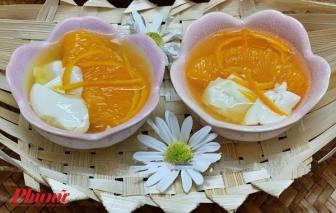 Chè cam, món giải nhiệt, tăng sức đề kháng mùa nhạy cảm