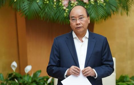 Thủ tướng Nguyễn Xuân Phúc: 'Chính phủ sẵn sàng hy sinh lợi ích kinh tế để đảm bảo sức khỏe nhân dân'