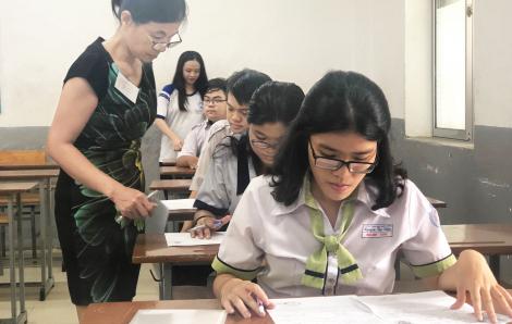 Học sinh lớp 12 nơi học nơi nghỉ, thi THPT quốc gia 2020 như thế nào?