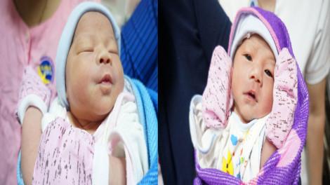 Sản phụ ở TPHCM mang song thai, sinh một bé ở nhà, một bé ở bệnh viện