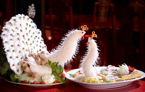 Những món ăn tiến vua nổi tiếng của người Việt