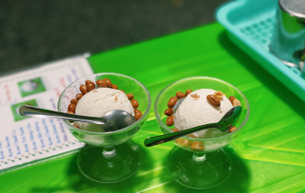 Tìm về hương vị kem nhãn 'trường tồn' hơn 30 năm ở Sài Gòn