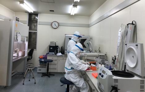 Bộ Y tế cấp số đăng ký tạm thời cho 2 sinh phẩm xét nghiệm COVID-19