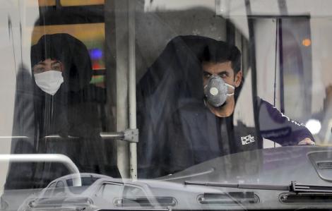Đầu cơ tích trữ khẩu trang ở Iran có thể bị tử hình
