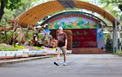 COVID-19 khiến Đầm Sen, Thảo Cầm Viên Sài Gòn ế ẩm