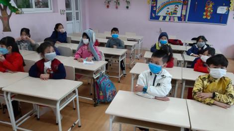 TP.HCM lấy ý kiến phụ huynh về việc cho học sinh đeo khẩu trang khi đến trường