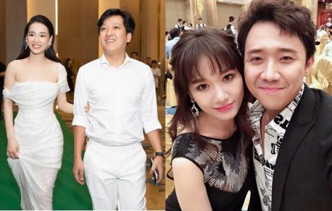 Trấn Thành, Trường Giang chi tiền tỷ tặng hàng hiệu cho vợ