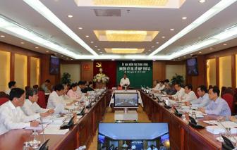 Ủy ban Kiểm tra Trung ương công bố kết luận Kỳ họp 43