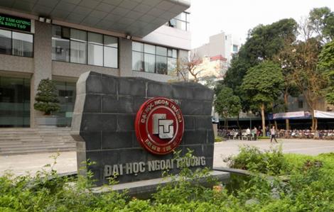 Bộ Công an điều tra vụ Trường ĐH Ngoại thương để ngoài sổ sách hàng tỷ đồng