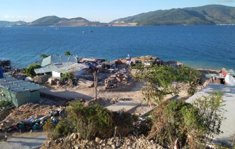 """Công ty biển Nha Trang xây dựng dự án """"ma"""" trên đảo Hòn Tằm"""