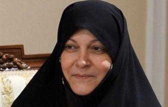 Nữ đại biểu Quốc hội Iran vừa đắc cử đã qua đời vì COVID-19