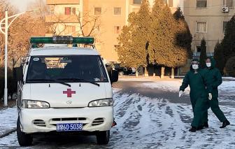 Triều Tiên: Cho phép 221 người nước ngoài rời khỏi khu vực cách ly