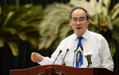 Bí thư Thành ủy TPHCM Nguyễn Thiện Nhân: Đi học là phải an toàn!