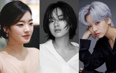 """Chọn kiểu tóc phi giới tính kiểu mỹ nhân phim """"Itaewon Class"""""""