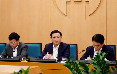 Bí thư Hà Nội khẳng định đủ nhu yếu phẩm cung cấp cho người dân