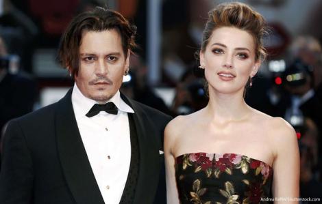 Johnny Depp nộp bằng chứng không đánh vợ, kiện báo Anh