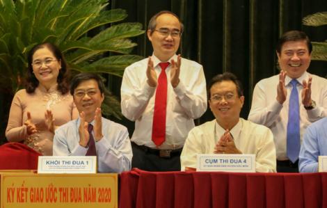 TPHCM: Người dân phải đạt 90% sự hài lòng trong cải cách hành chính