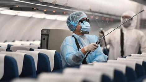 Ca thứ 30 nhiễm COVID-19 tại Việt Nam cũng đi trên chuyến bay VN0054