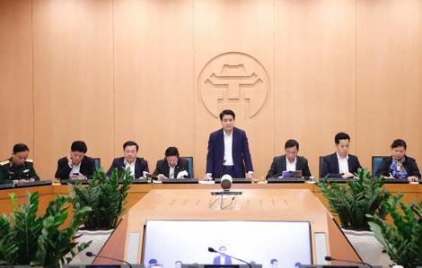 Hà Nội kiến nghị Bộ Y tế công bố dịch