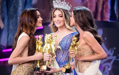 """""""Hoa hậu Chuyển giới Quốc tế 2020"""": Mexico đăng quang, chung kết vắng khán giả vì COVID-19"""