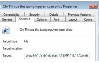 Cảnh giác email chứa mã độc giả mạo chỉ thị của Thủ tướng