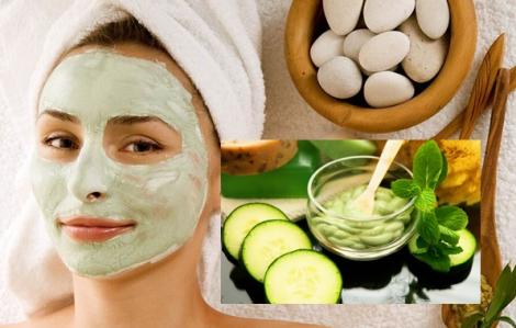 7 loại thực phẩm xanh mát giúp làm đẹp da và tóc