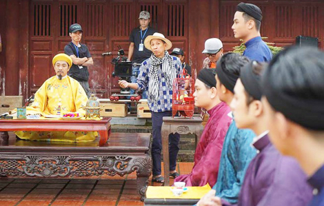 Đạo diễn Huỳnh Tuấn Anh: Mong phim cổ trang bùng nổ sau Phượng Khấu