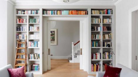 Làm đẹp nhà từ sách