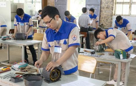 Lùi thời gian tổ chức kỳ thi Kỹ năng nghề quốc gia