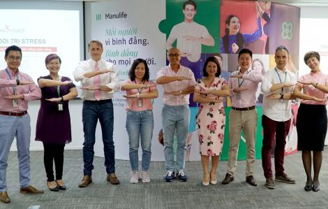 Manulife Việt Nam xây dựng môi trường làm việc đề cao bình đẳng giới