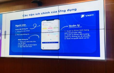 Ra mắt 2 ứng dụng hỗ trợ khai báo y tế tự nguyện cho người Việt Nam và người nước ngoài