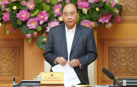 """Thủ tướng Nguyễn Xuân Phúc: """"Xử lý nghiêm trường hợp giấu bệnh"""""""