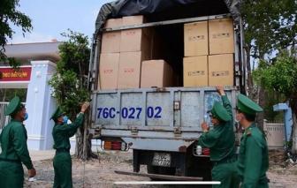 Đề xuất thẩm định chất lượng khẩu trang xuất khẩu lậu để cấp phát lại cho người dân dùng