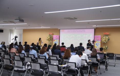 """Acecook Việt Nam vừa tổ chức quay số trúng thưởng đợt 3 của chương trình khuyến mại """"Ăn Hảo Hảo, giàu điên đảo"""" tại TP.HCM"""
