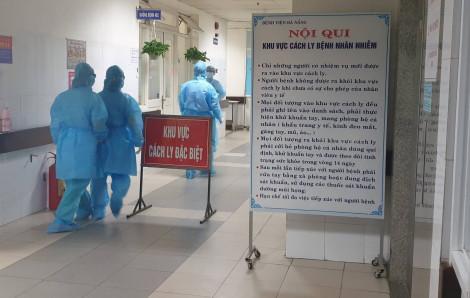 Nữ nhân viên bán hàng siêu thị ở Đà Nẵng là ca thứ 35 nhiễm COVID-19