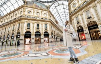 Nước Ý vắng lặng trong ngày phong tỏa đầu tiên
