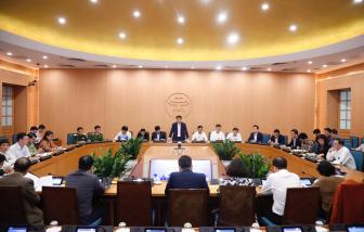 """Chủ tịch Nguyễn Đức Chung: """"15/21 khách khoang C chuyến bay VN0054 đã nhiễm COVID-19"""""""