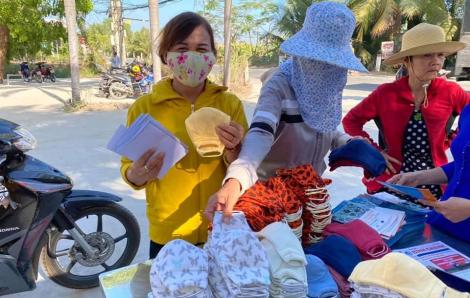 Chống dịch kiểu… phụ nữ Sài Gòn