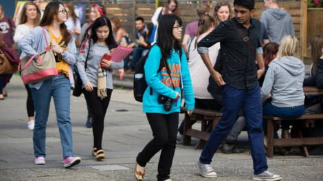 Đại học Anh, Mỹ, Úc ứng phó việc thiếu du học sinh