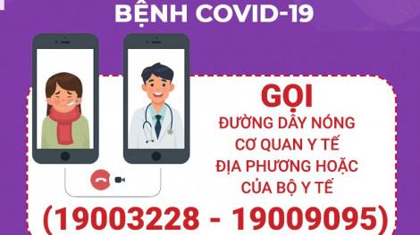 Phân loại, cách ly người nhiễm, nghi nhiễm hoặc tiếp xúc với COVID-19 như thế nào?