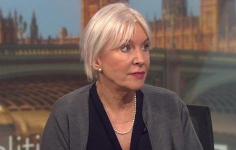 Thứ trưởng Y tế Anh Nadine Dorries xét nghiệm dương tính với COVID-19