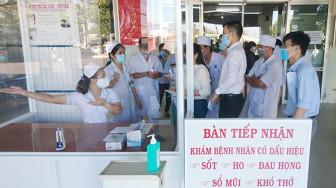 Bệnh viện Chợ Rẫy lên đường hỗ trợ Bình Thuận điều trị cho 4 bệnh nhân COVID-19