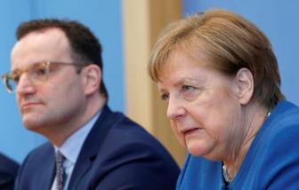 Thủ tướng Merkel dự báo nguy cơ 70% người Đức có thể sẽ nhiễm COVID-19