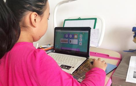 Học online, không dạy bù là hổng kiến thức