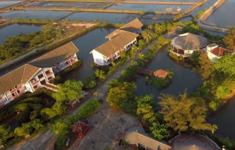 Huế dành resort thơ mộng bên phá Tam Giang để làm khu cách ly