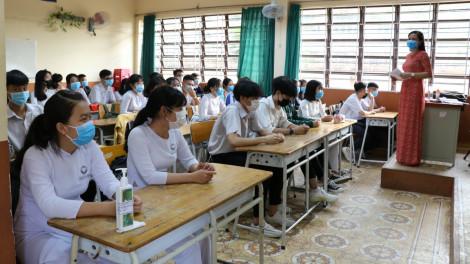 Nếu học sinh vẫn nghỉ có thể sẽ tiếp tục điều chỉnh kế hoạch năm học