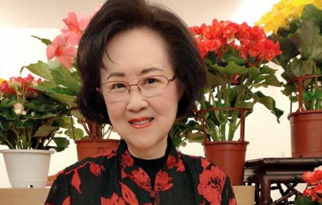 """Quỳnh Dao """"chia tay"""" mạng xã hội ở tuổi 82"""