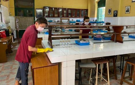 Vì sao Phòng GD-ĐT quận Gò Vấp tổ chức tập huấn ở thời điểm cần hạn chế tập trung đông người?