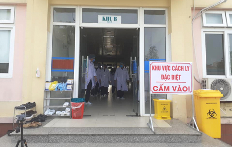 Việt Nam ghi nhận ca thứ 45 mắc COVID-19, đã ăn tối với bệnh nhân thứ 34